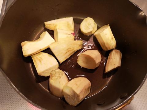 さつま芋の中華煮 (3)