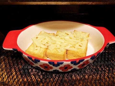 厚揚げのチーズポン酢 (4)