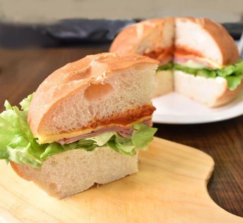 ブールサンドイッチ (2)