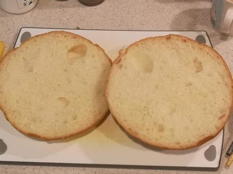 ブールサンドイッチ (8)