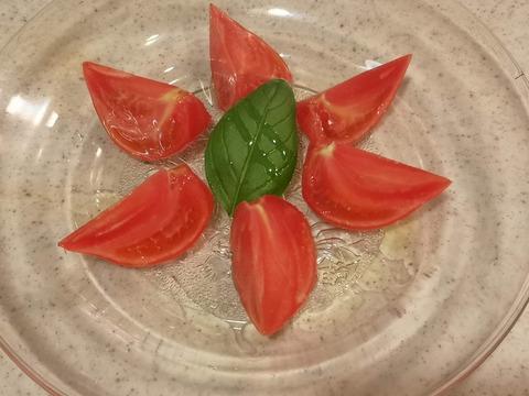 トマトの浅漬け (5)