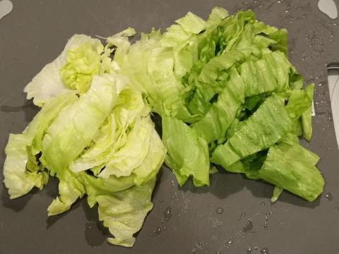 シャキシャキポテトサラダ (3)