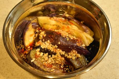 茄子の無限冷菜 (6)