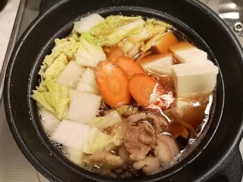 豚肉鍋 (6)