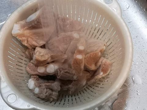豚軟骨の中華風煮込み (4)