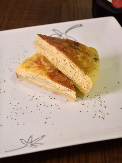 ポテトチーズオムレツ (1)