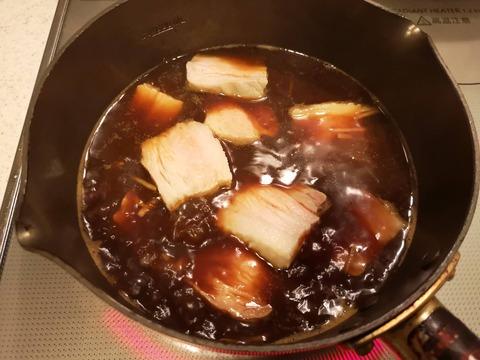 中華風角煮丼 (6)