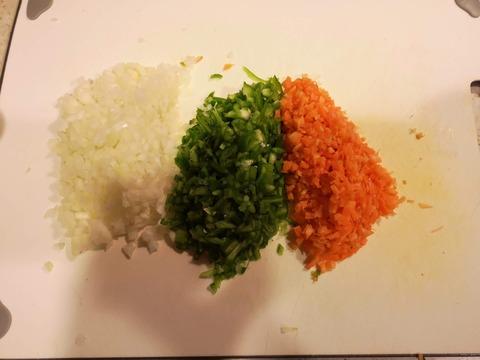 カラフル炒飯 (2)
