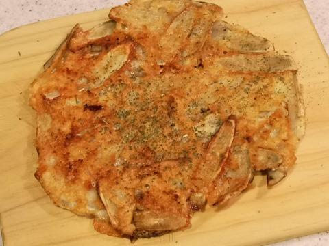 カリカリチーズごぼう (7)