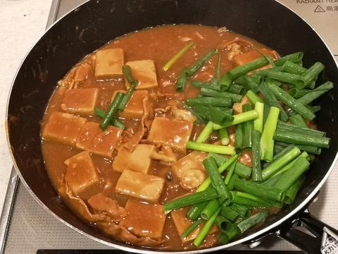 麻婆高野豆腐 (9)