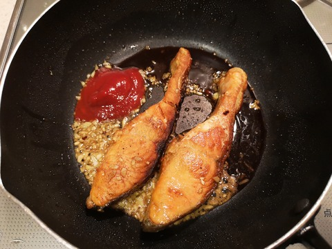 冷凍焼け魚 (7)