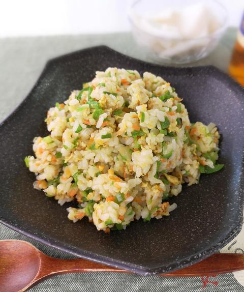 カラフル炒飯 (1)