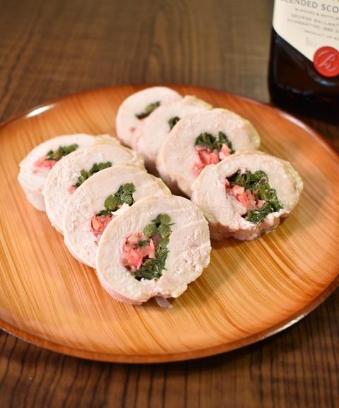 鶏むね肉ニラ生姜 (1)