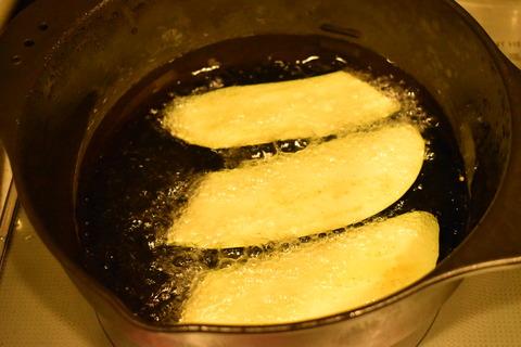 茄子の蒲焼丼 (5)