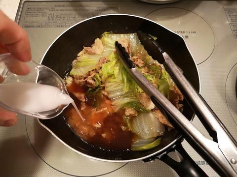 白菜のトロトロ煮 (7)