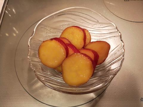 さつま芋のレモン煮 (7)