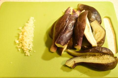 茄子の無限冷菜 (5)