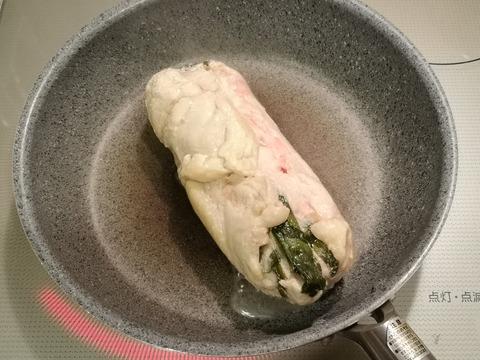 鶏むね肉ニラ生姜 (8)