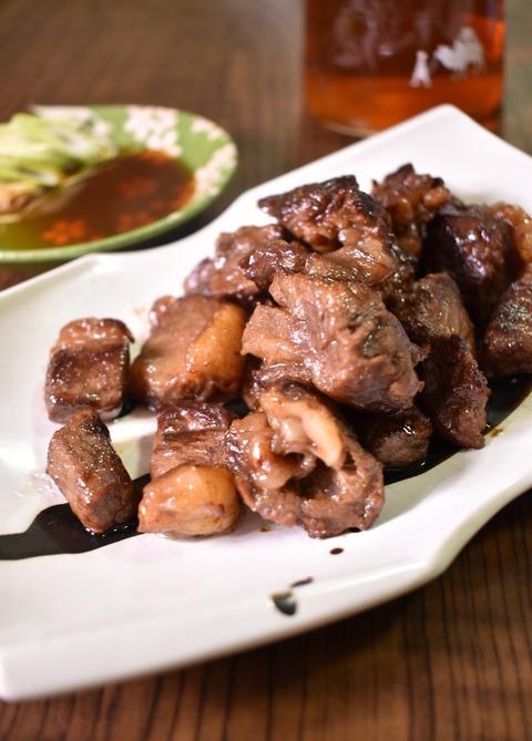牛肉の酒蒸し (1)