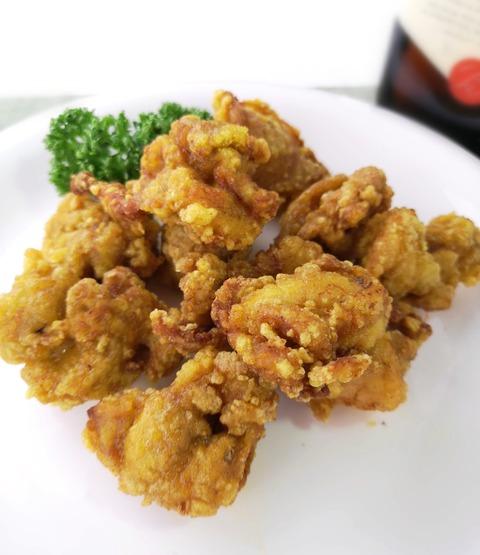 カレー唐揚 (1)