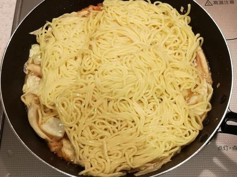 鶏焼きラーメン (6)