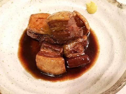 豚の角煮 (9)