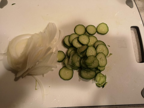 ワイルドポテトサラダ (3)