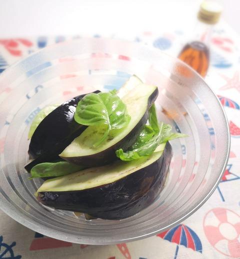水茄子バジル (1)
