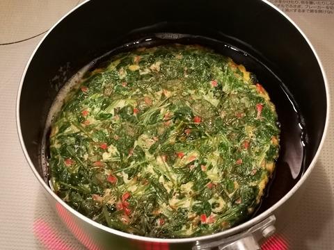 豆苗煮卵 (8)