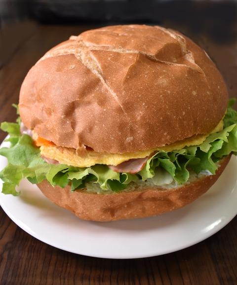 ブールサンドイッチ (1)