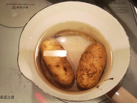 粒マスタードのポテトサラダ (2)
