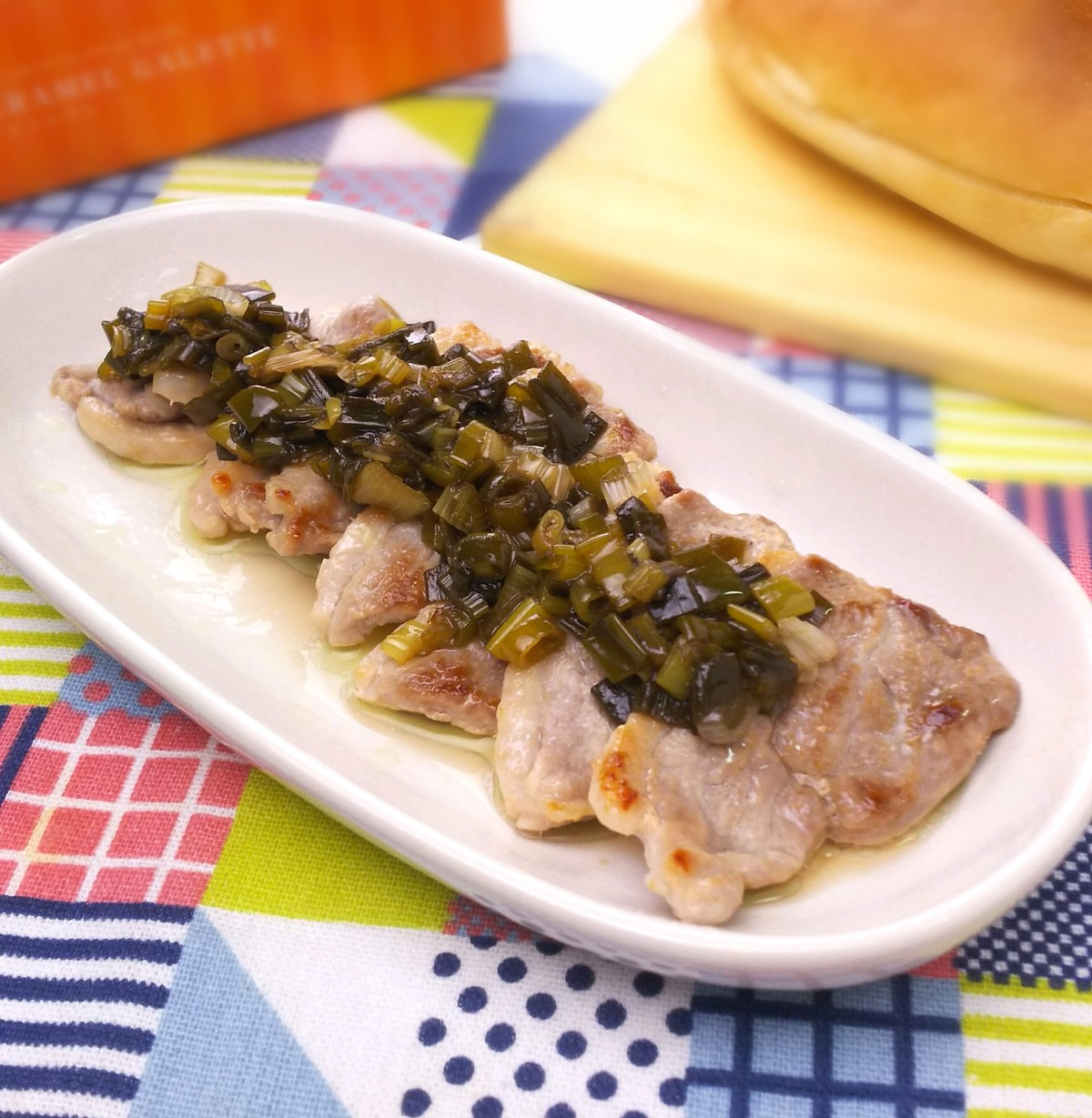 肉 レシピ 鴨