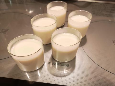 メープルココナッツプリン (4)