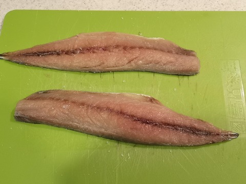 鯖の塩焼き (2)