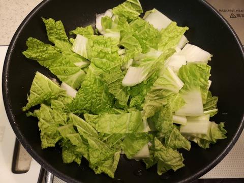 海老と白菜の中華炒め (7)