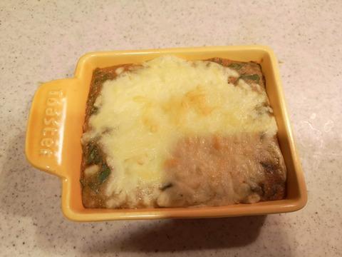 長芋の紫蘇チーズ焼き (6)