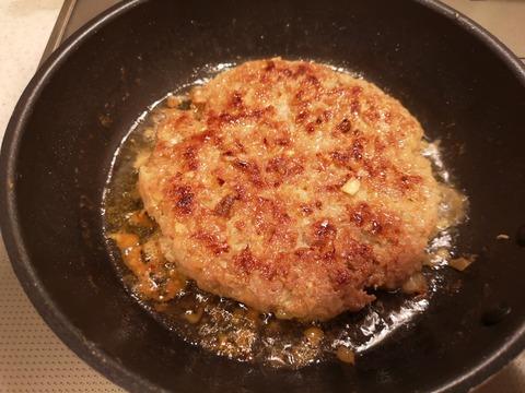 イタリアンチーズハンバーグ (6)