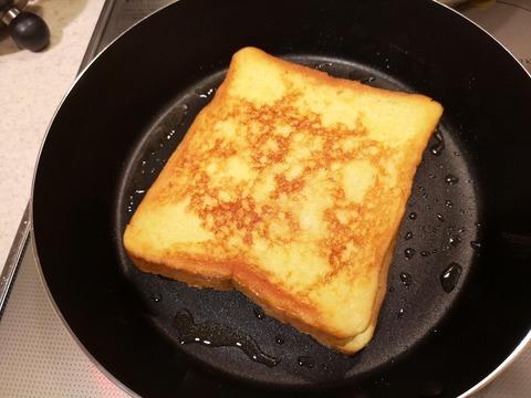 フレンチトーストサンド (8)