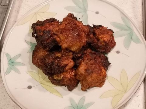 鶏むね肉の唐揚 (6)