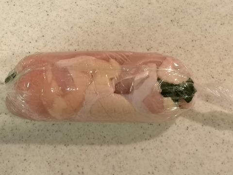 鶏むね肉ニラ生姜 (5)