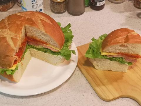 ブールサンドイッチ (16)