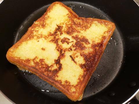 フレンチトーストサンド (7)