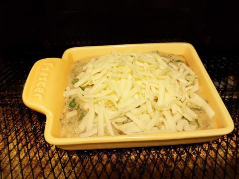 長芋の紫蘇チーズ焼き (5)