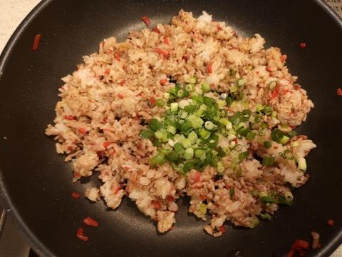 紅ショウガ炒飯 (5)