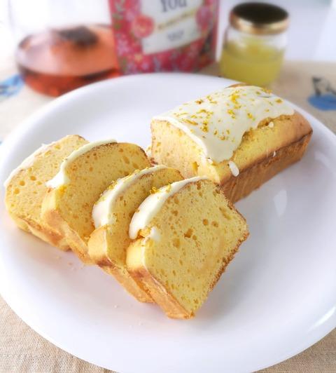 レモンチョコケーキ (1)