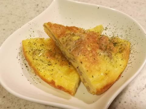 れんこんチーズオムレツ (9)