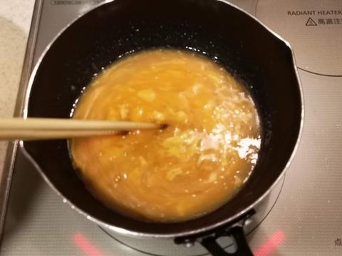 豚照り玉丼 (3)