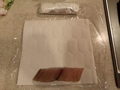 鰆の塩焼き (3)