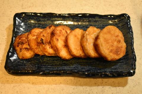 鶏ハムの唐揚 (10)