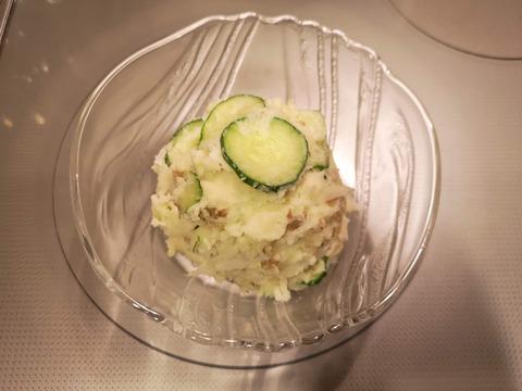 ワイルドポテトサラダ (10)